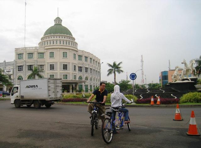 Hotel mirip masjid