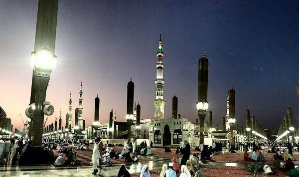 masjid nabawimadinah