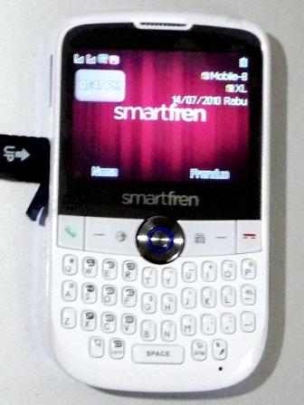 Smartfren ala Blackberry