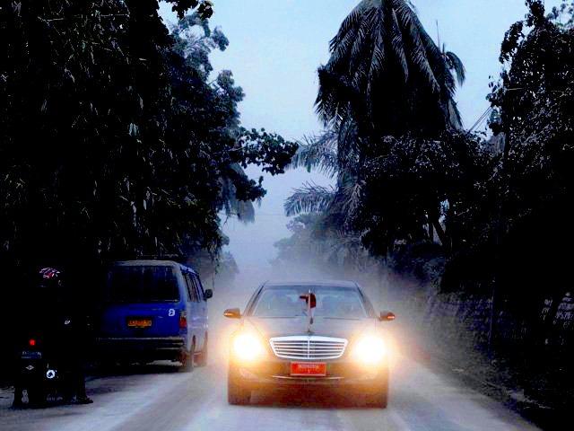 Mobil RI-1 di Yogya (foto : Iroel Kalasan Sleman)