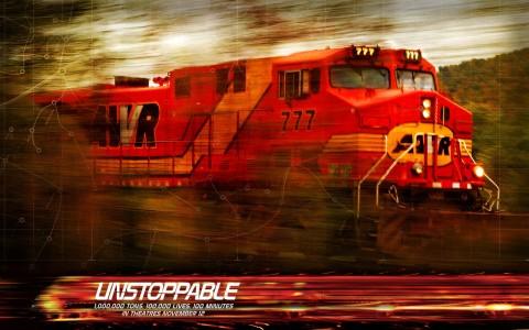 Kereta tanpa masinis (Unstoppable)