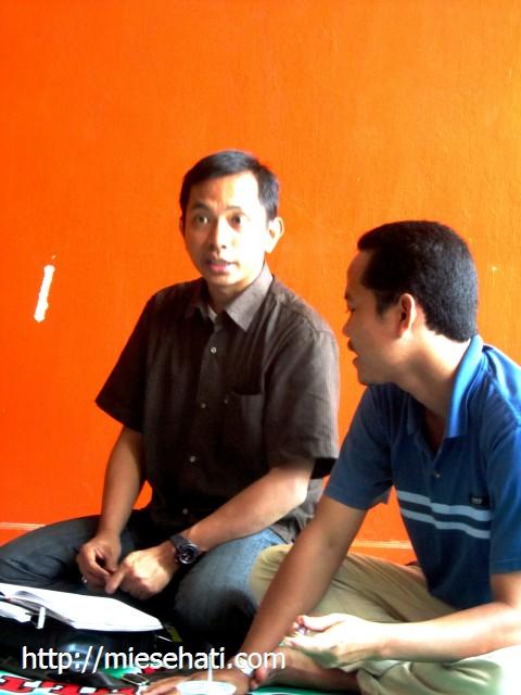 Pemangku Jabatan Panitia Festival Wirausaha Bekasi 2011