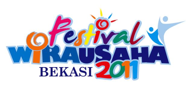 Logo Festival Wirausaha Bekasi 2011