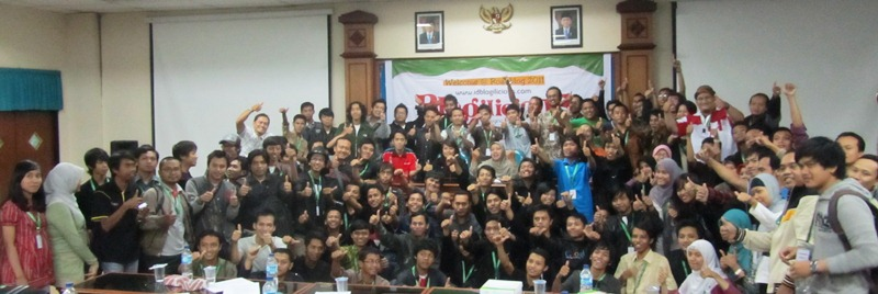 blogilicious trah Yogyakarta jempol