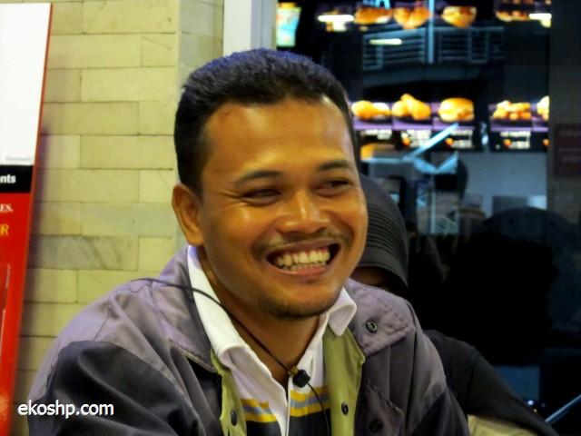 Ketua Panitia Pameran Foto Blogger Asean