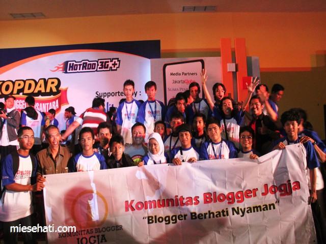Blogger Jogya narsis ebrjamaah