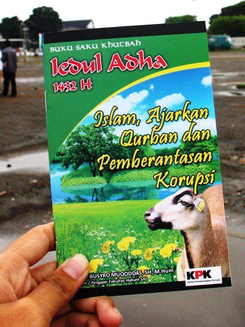 Idul Qurban 2011 Alun Alun Utara Yogyakarta