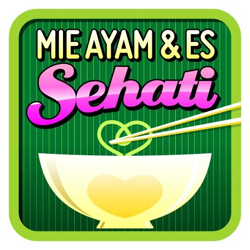 Logo Mie Sehati buatan mbah Tonno
