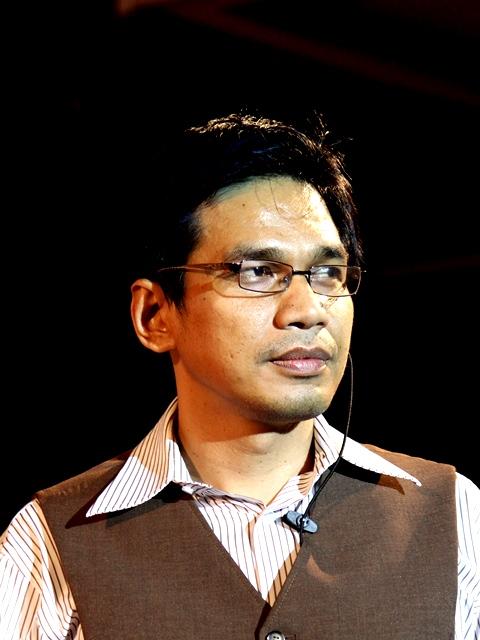 MC Pesta Wirausaha 2012