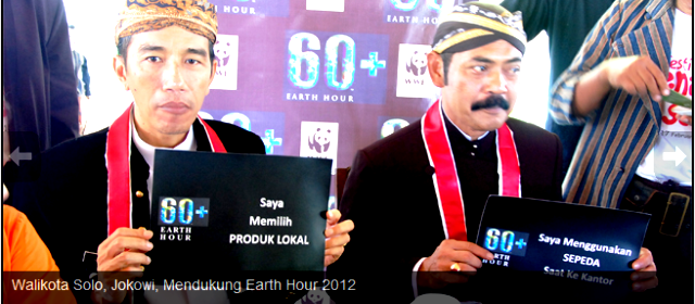earth hour djokowi