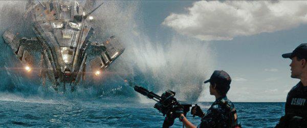 battleship goliath versus daud 1