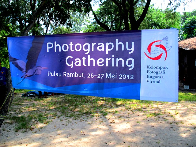 Kagama Virtual Gathering di Pulau Rambut