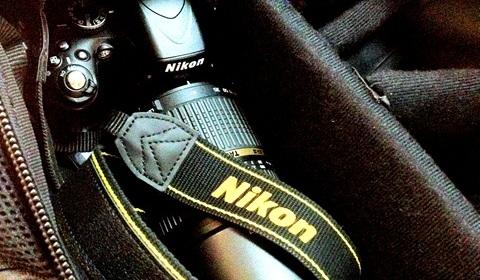 tas Nikon D5100