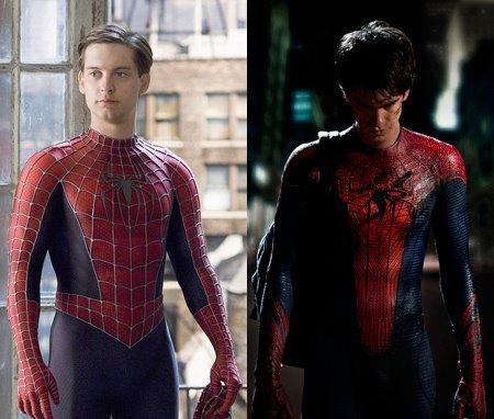 duo spiderman
