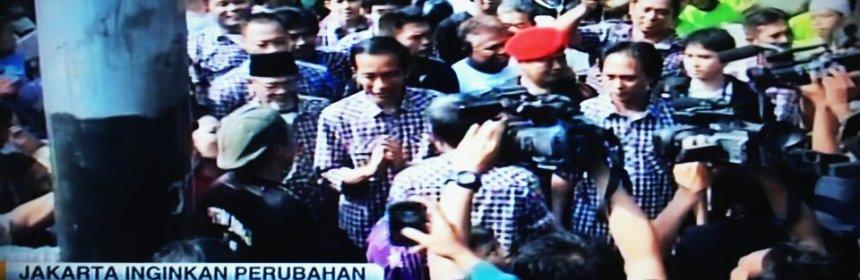 Djoko Wi yang bersih di berita Metro TV