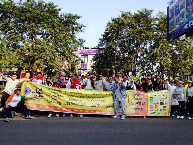 TDA Bekasi plus Beblog