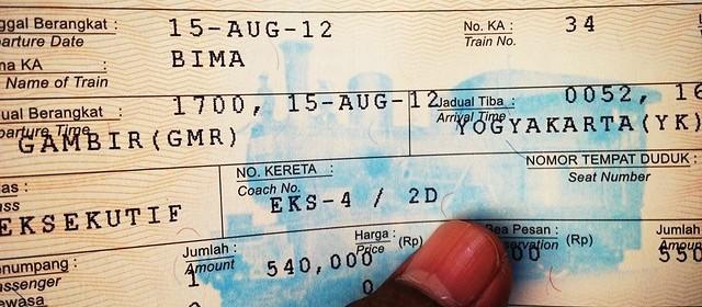 Tiket Bima