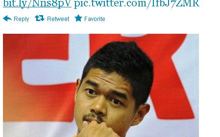 BePe mundur dari Timnaas Indonesia