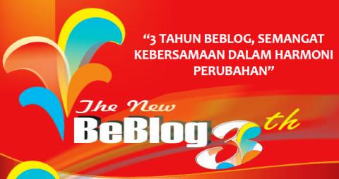The New BeBlog
