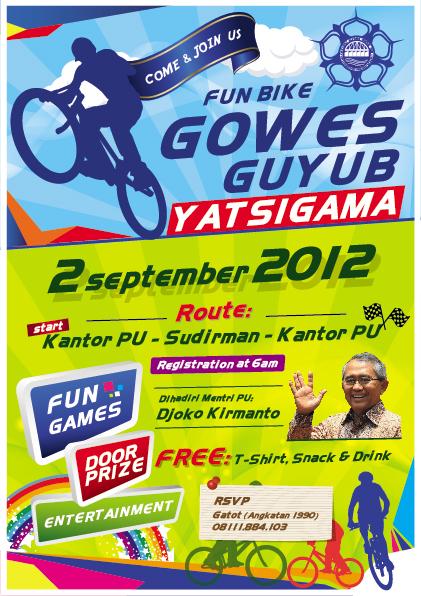 gowes guyub yatsigama-2012