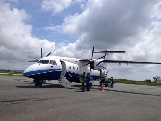 travel agent termasuk pesawat kecil