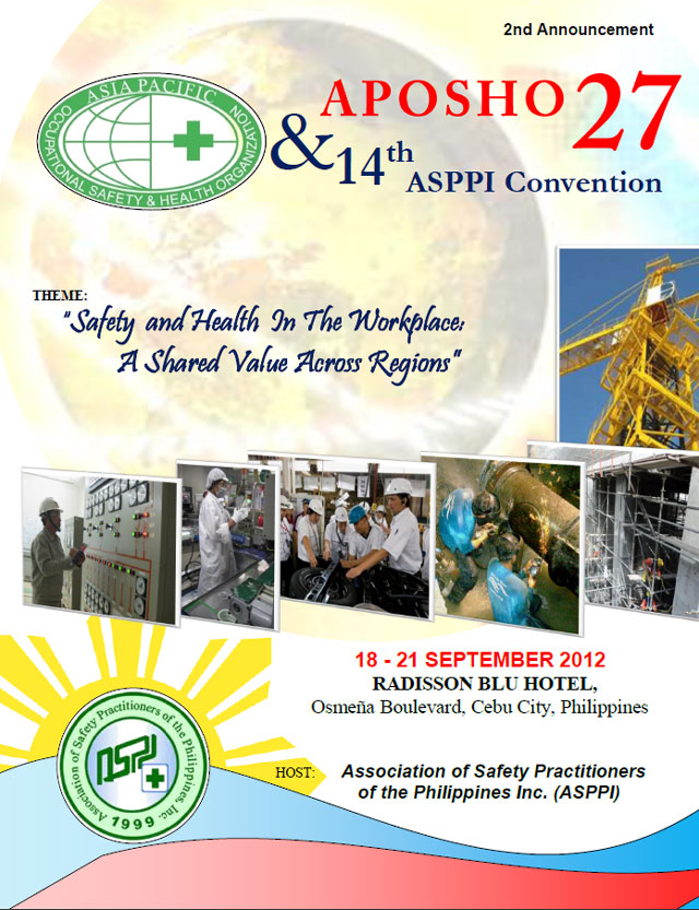 Asia Pacific Occupational Safety and Health Organization (APOSHO)