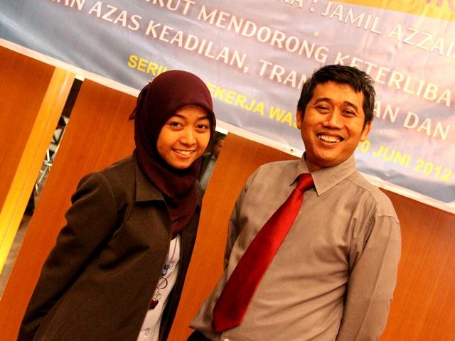 Jamil Azzaini Blogger sukses mulia