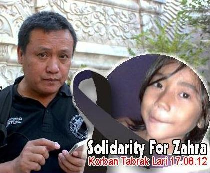 Solidarity for ZAHRA 1