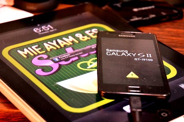 Samsung Galaxy SII