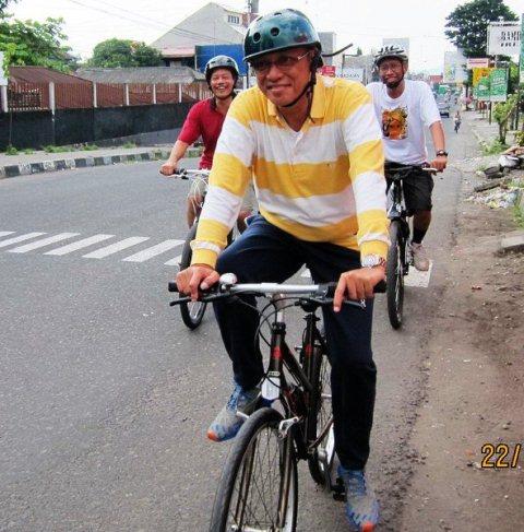 Sepedaan #GowesPagi