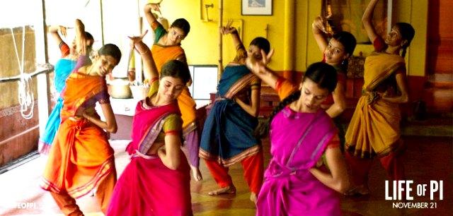 Life of PI sang penari