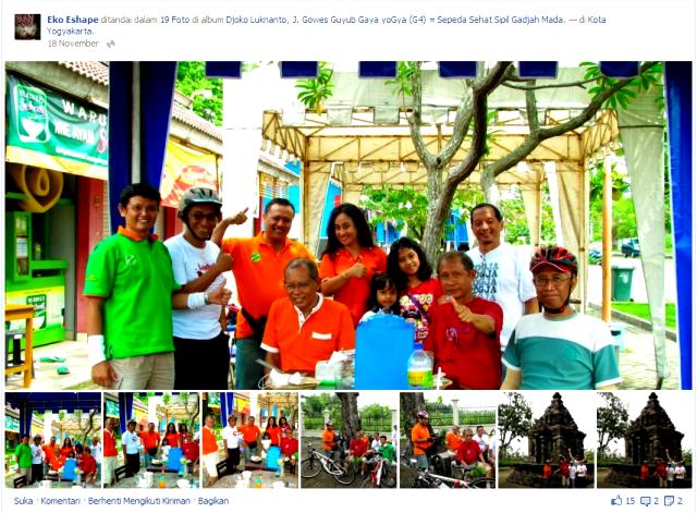Tahun 2012 di Mie Sehati Taman Kuliner