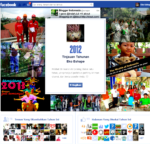 Tinjauan Tahun 2012