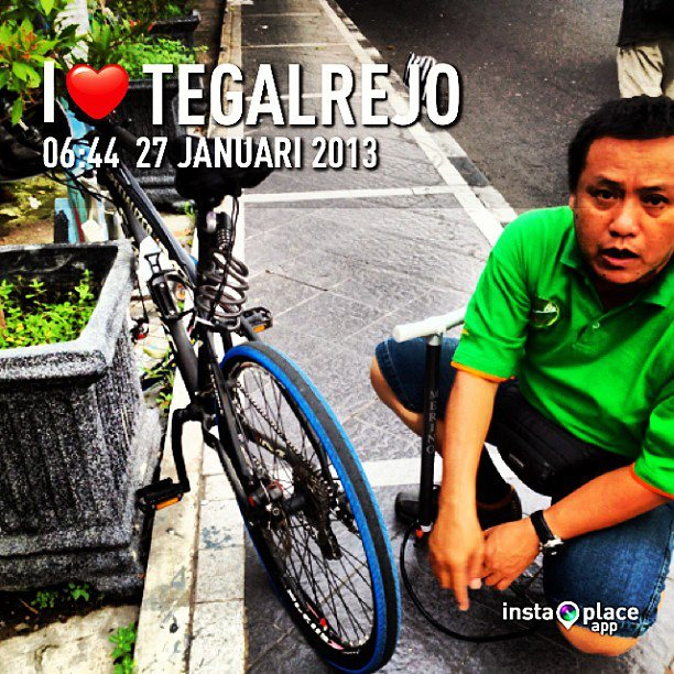 ban sepeda specialized bocor