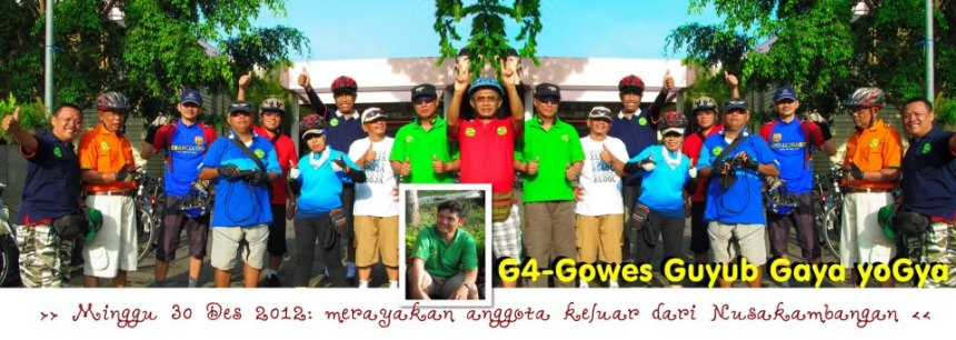Gowes Guyub Gaya yoGya