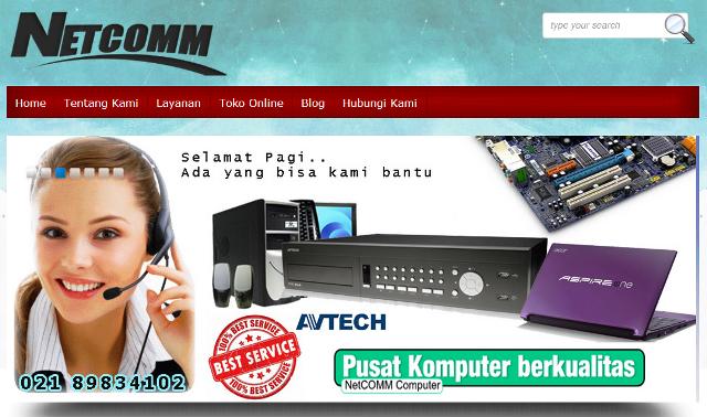 NetCoMM Cikarang