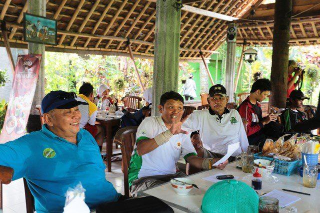 Briefing Gowes Bali