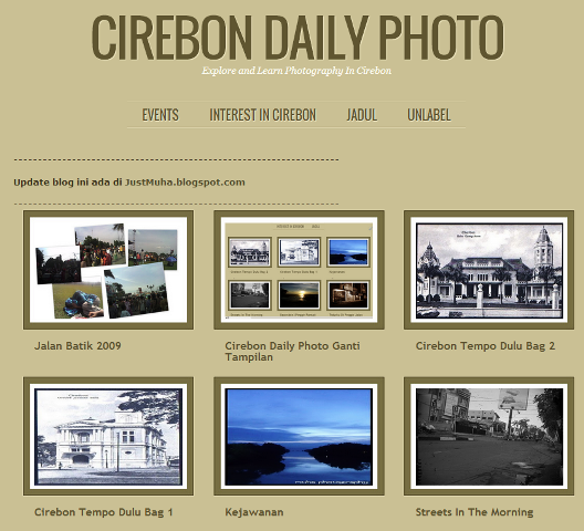 Cirebon Daily Photo