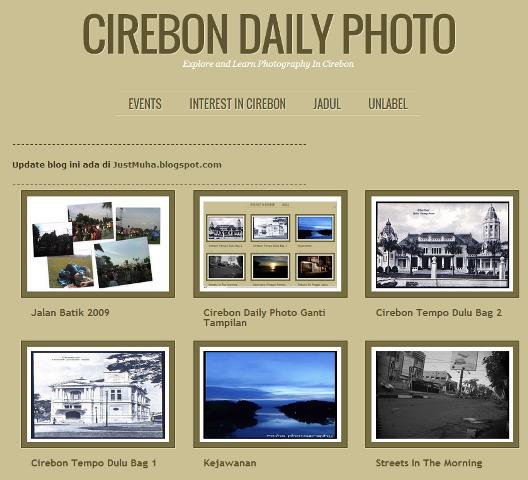 Cirebon Daily Photo