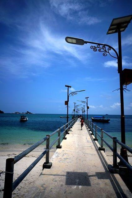 Dermaga Belitung