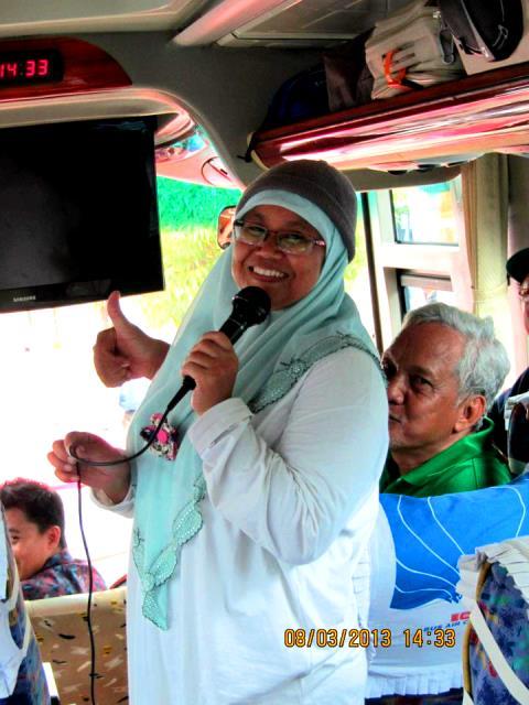 Perkenalan di BUS Jogja Bali