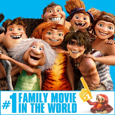 #1 FaMILY MOVIE IN THE WORLD
