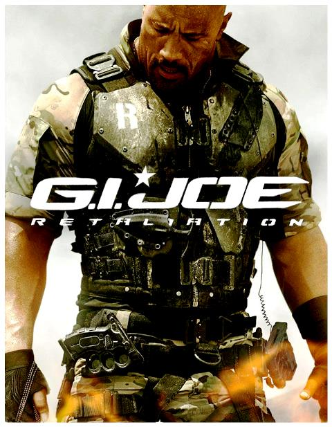 GI Joe : Dwayne 'The Rock' Johnson 1