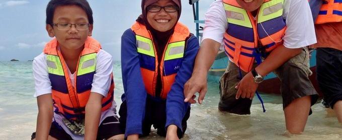 Pulau Pasir Bintang Laut