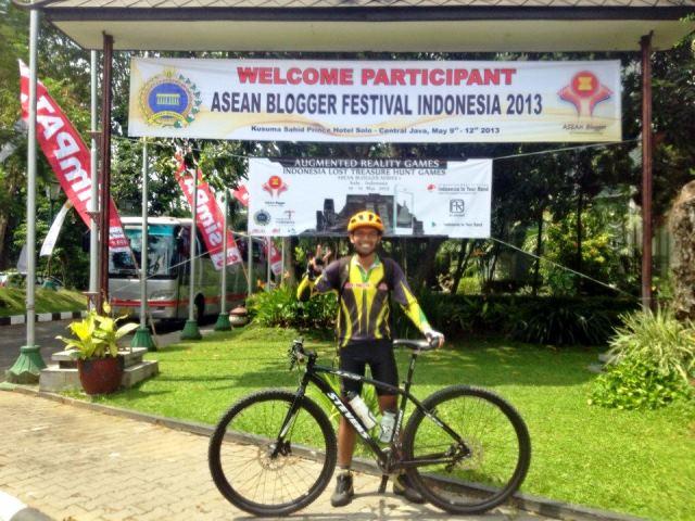 Bagus Abdurrahman di Asean Blogger