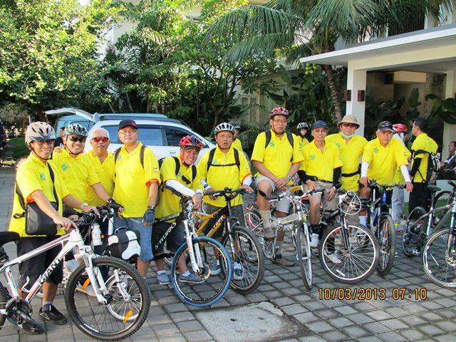 Komunitas Sepeda by DL S3Gama di Bali