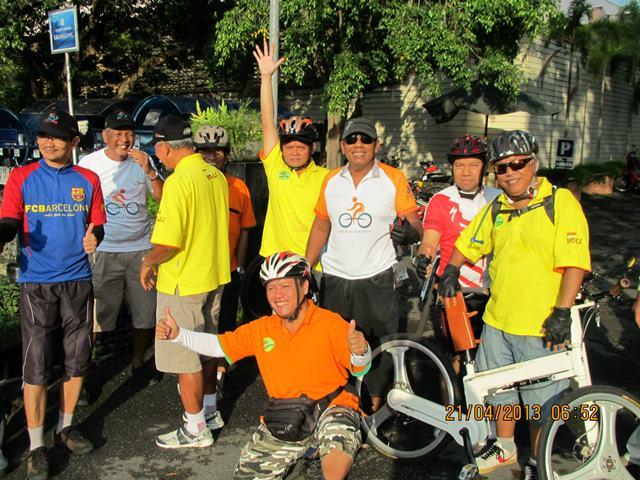 Komunitas Sepeda by DL S3Gama
