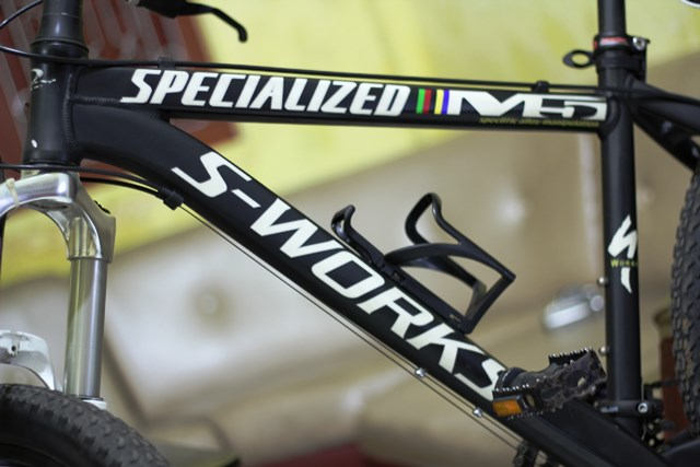 Specialized M5 S-Works