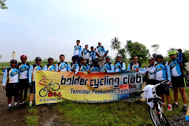 Boldrer Cycling Club di Merapi 1