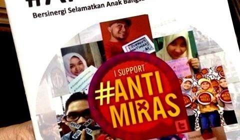 Gerakan Nasional #AntiMiras
